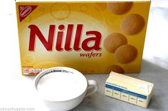 Homemade Nilla Wafer Pie Crust - CincyShopper Vanilla Wafer Cake, Pistachio Cake, Bowl Cake, Raspberry, Strawberry, Cookie Pie, Pound Cake Recipes, Pie Fillings, Summer Months