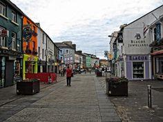 Mainguard Street, Galway #photographs #landscapephotographs #irishphotographs #landscape #daily #dailyphotographs Connemara, Emerald Isle, Number Two, Landscape Photographers, My Photos, Photographs, Street View, City, Amazing