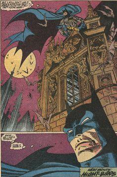 breyfogle | Detective Comics