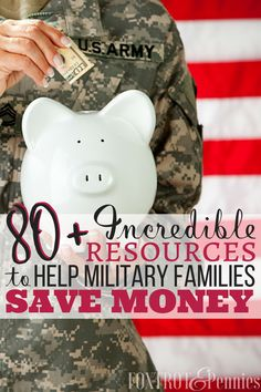 The Ultimate List Of Money Saving Resources For Military Families - Foxtrot and Pennies