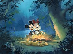 """""""Family Camp Out"""" by Rob Kaz 