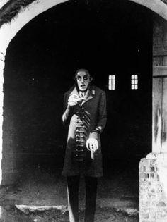 Max Schreck: Nosferatu, Eine Symphonie Des Grauens, 1922 Photographic Print at AllPosters.com