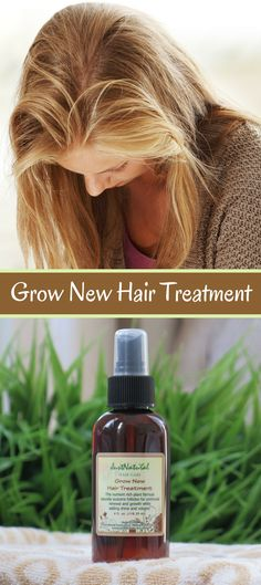 I have tried concealers...hair fibers different shampoos...even bought hair extensions...I received the grow new hair treatment and conditioner for hair growth...shampoo is on the way...after one use all I can say is WOW it makes my hair feel full and soft.