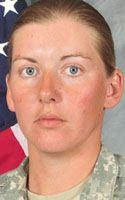 Sgt. Donna R. Johnson | Faces of the Fallen | The Washington Post
