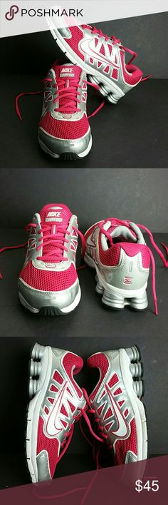 NIKE SHOX QUALIFY 2 II WOMEN SHOES IN GOOD CONDITION   SKE # BBC NIKE Shoes Athletic Shoes