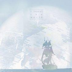 Hook's dreams\Beautiful sea\Fantastic ship