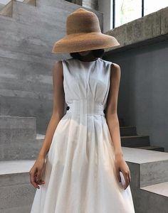 Casual Party Dresses, Summer Dresses, Casual Elegant Style, Pleated Midi Dress, Midi Dresses, Fashion Mode, Cheap Dresses, Women's Fashion Dresses, Mantel
