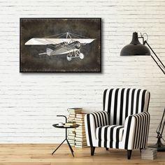 ŚMIGŁY 2    MIXGALLERY transport,aeroplane,aircraft,wallart,canvas,canvas print,home decor, wall,framed prints,framed canvas,artwork,art