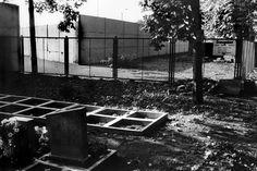 Barbara Metselaar Berthold - Mauer-Friedhof, Ostberlin - 1984