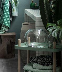 Tvättkorg i jute  Badrum   H&M SE