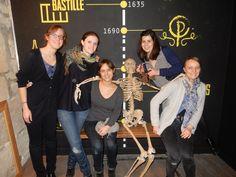 La Mushu Team a triomphé de la Bastille à 1 minute près ! un grand bravo !