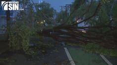 Irma causa inundaciones y cortes masivos de electricidad a su paso por Puerto Rico