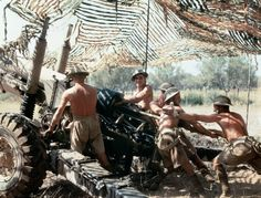 Astonishing photos show World War II in full colour - as you've never seen it before - Mirror Online