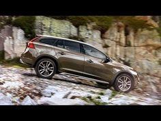Volvo V60 Cross Country officiell