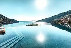 Luxusresort auf Kreta: Saisonstart im Daios Cove - The Chill Report Universal Studios, Disneyland, Best Hotels, Chill, Country Roads, Europe, Luxury, Corona, Beach Resorts