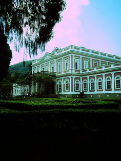Museu Imperial, Petropolis, Rio de Janeiro by ·S, via Flickr  A travel board all about Rio de Janeiro Brazil. Includes Rio de Janeiro beaches, Rio de Janeiro Carnival, Rio de Janeiro sunset, things to do in Rio de Janeiro, Rio de Janeiro Copacabana and much more. -- Have a look at http://www.travelerguides.net