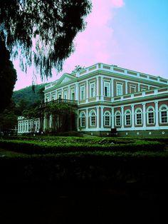 Museu Imperial, Petropolis, Rio de Janeiro by ·S, via Flickr