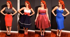 i could use some 1950s pin-up fashion