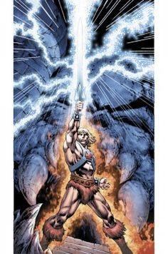 Cosa ne pensate del rilancio di He-Man da parte della DC Comics?