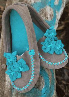 cute moccasins :)