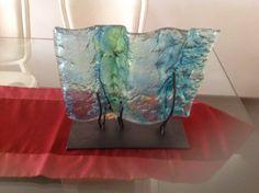 Bufanda en vidrio