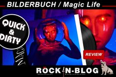 "QUICK & DIRTY: BILDERBUCH / Magic Life   http://nixschwimmer.blogspot.com/2017/02/quick-dirty-bilderbuch-magic-life.html The ""Magic Life"" glitters and sparkles brightly - for everyone!"