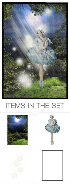 """""""Moonlight Sonata"""" by fowlerteetee ❤ liked on Polyvore featuring art"""