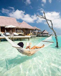 The Maldives Islands - Gili Lankanfushi Island Resort