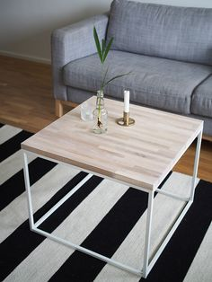 Mittatilaus sohvapöytä | 365 days with Ida