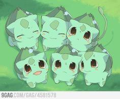 Pokemon cuteness overload