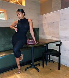 Dressy Outfits, Night Outfits, Chic Outfits, Girl Outfits, Summer Outfits, Fashion Outfits, Black Girl Fashion, Look Fashion, Lori Harvey
