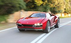 Italdesign Giugaro Parcour Concept - Prototype Drive
