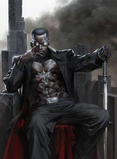 Blade #Marvel
