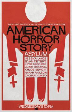 AHS Asylum poster