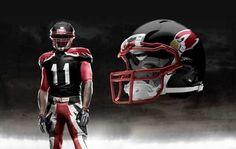 Cool (but fake) cardinals jersey