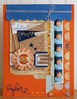 A Project by JenGallacher from our Scrapbooking Gallery originally submitted 04/02/12 at 12:00 AM