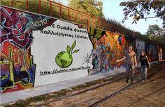 Φυσική καλλιέργεια - Βότανα και Υγεία: The Green Wall Project - Μάθετε πώς να φτιάξετε έν...