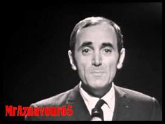 """▶ Charles Aznavour chante Il faut savoir 1965 - YouTube Charles Aznavour wrote """"Il faut savoir"""" or """"You Have to Learn"""" and recorded it in 1961.  Some think Nina Simone was the original."""