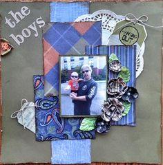 The Boys - Scrapbook.com