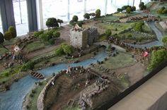Great table set-up:) #Warhammer #WarhammerTable #terrain