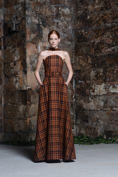 Rosie-Assoulin resort-2015 dress