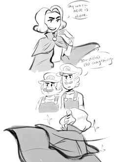 - http://judylavernehopps.tumblr.com/post/133315948427/mario-and-luigi-superstar-saga-a-summary