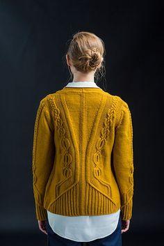 Ravelry: Geiger pattern by Norah Gaughan