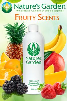 Fruity Scents by Natures Garden