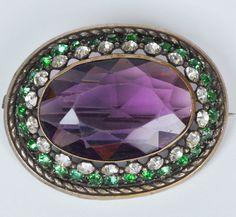 Suffragette jewel
