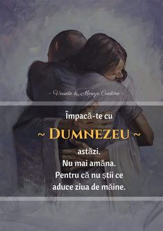 Foarte important...cine citește sa ia aminte! Gods Love, My Love, Bless The Lord, God Loves Me, Bible Verses, Pray, Blessed, Sport, Motivation