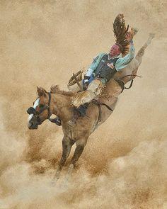 Bareback Ride, Rodeo