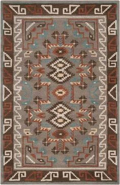 Arizona 1003 Area Rug buy Southwestern #rugs from Lights in the Northern Sky