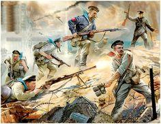 Soviet Infantry, 1941-1945.