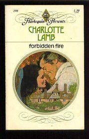 Forbidden Fire (Harlequin Presents, No Book Club Books, My Books, Lamb Book, Harlequin Romance Novels, Janette Oke, Fire Book, Vintage Romance, Illustrations, Library Ideas